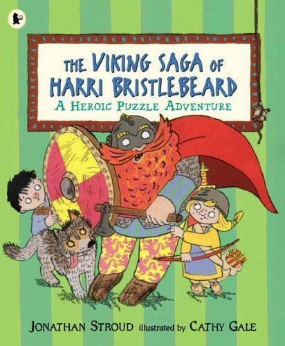 The Viking Saga of Harri Bristlebeard by Jonathan Stroud (Illustrated, 3 Jul 2006) Paperback