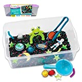 Creativity for Kids Sensory Bin: Outer Space - Preschool Sensory Space Toys for Kids