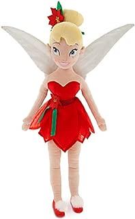Disney - 2014 Tinker Bell Plush Doll - Holiday - Medium - 21 1/2'' - New