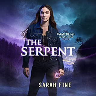 The Serpent audiobook cover art