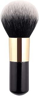 WUIMNHJ Makeup Brushes Cream for foundation Powder brush Set Soft Face Blush Brush Professional Large Cosmetics Make Up Tools