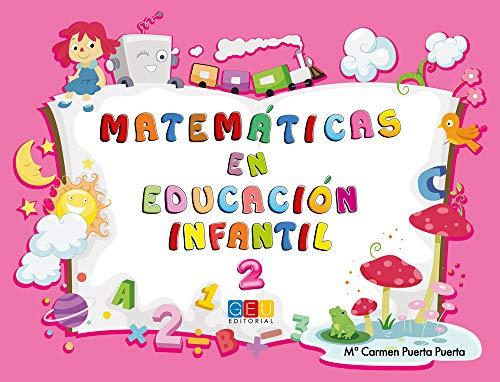 Matemáticas en Educación Infantil 2 / Editorial GEU / Educación Infantil / Para aprender cálculo y problemas / Mejora la comprensión matemática (Educacion)