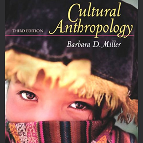 VangoNotes for Cultural Anthropology, 3/e, US Edition audiobook cover art