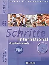 Schritte International: Kursbuch Und Arbeitsbuch 6 MIT CD Zum Arbeitsbuch (German Edition)