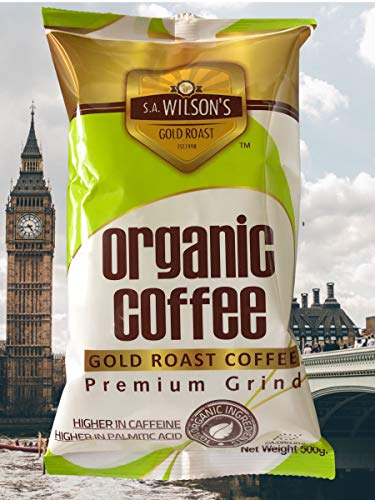 S.A. Wilson's Gold Roast Coffee 500g Most Recommended Coffee for Coffee...