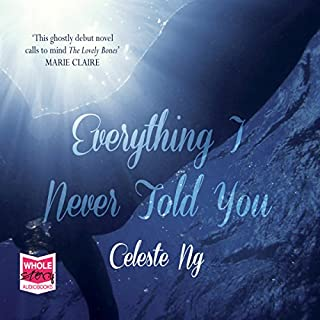 Couverture de Everything I Never Told You