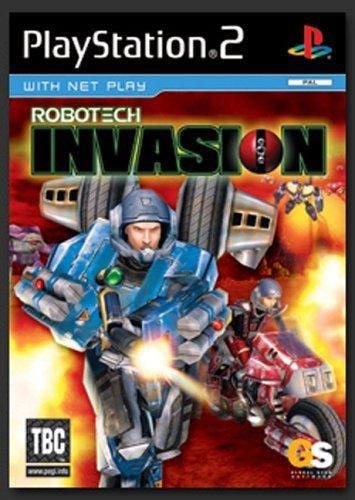 Robotech Invasion (PS2) [Importación Inglesa]