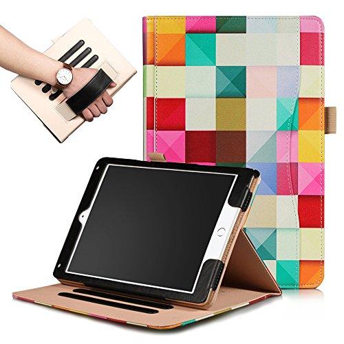 KATUMO. Custodia a Portafoglio per Tablet Apple iPad WiFi 9,7  2018, con Funzione di Sonno Automatico Magic Cube iPad 9.7  2017
