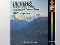 Sym.3 Op.90 / Etc: Skrowaczewski / Halle Orchestra