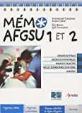 Mémo AFGSU 1 et 2