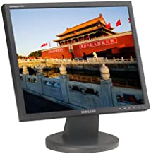 Samsung SyncMaster 740N 17-inch LCD Monitor