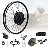 XYEJL 48v 250w Kit Conversión Bicicleta Eléctrica, 20