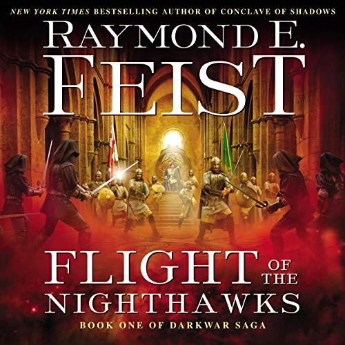 Flight of the Nighthawks audiobook cover art