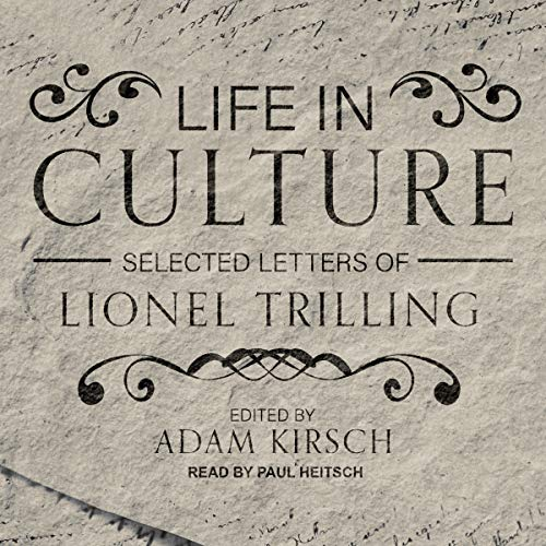 Life in Culture audiobook cover art