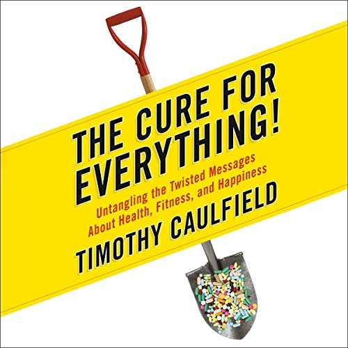 The Cure for Everything! cover art