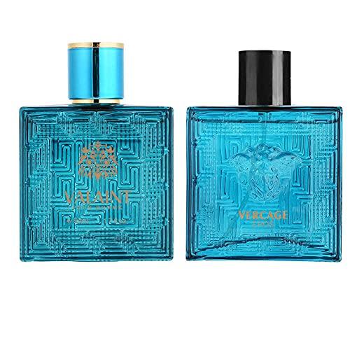 Parfum De Cologne Bleu Hommes Parfum De Cologne 1.7Oz 50Ml Flacons De Parfum Masculin Parfum Homme Pour Eau De Parfum Frais Parfum Boisé Longue Durée