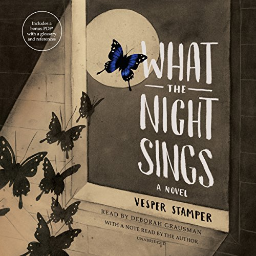 What the Night Sings audiobook cover art