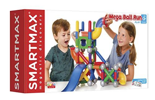 Juego de construcción SmartMax Mega Ball Run SMX600, de Smart NV/SA. Juegos y puzles. 74 piezas