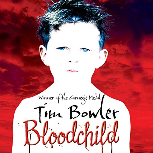 Bloodchild audiobook cover art