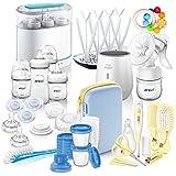 Philips Avent Naturnah Kit de démarrage kit mega IV All-in-One–avec beaucoup d'accessoires–Kit de...