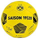 Borussia Dortmund BVB Ball/Fussball/Fußball ** Unterschriftenball Saison 2019/2020 **