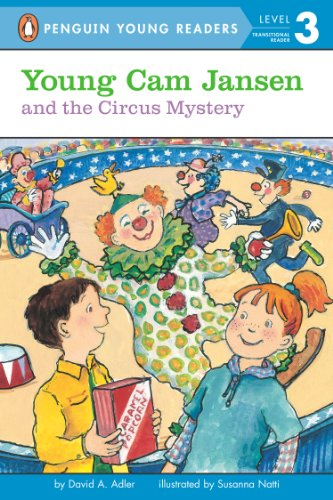 Young Cam Jansen and the Circus Mystery (English Edition)