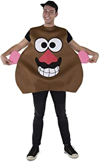Dress Up America Potato Costume For Accesorios de Disfraz,
