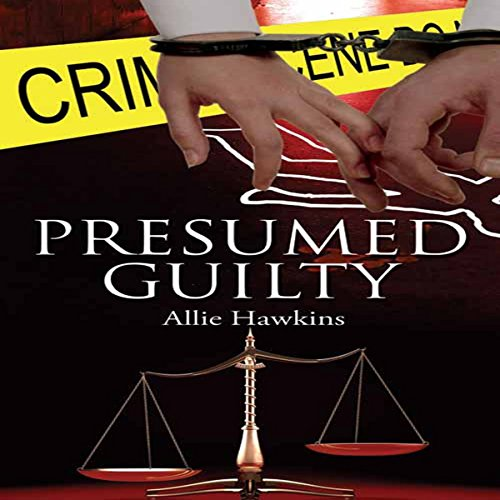 Presumed Guilty audiobook cover art