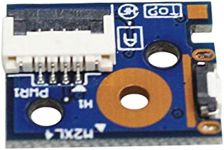 GinTai Power Button Board Replacement for HP Pavilion x360 14M-BA 14m-ba011dx 14m-ba013dx 14m-ba015dx 14m-ba114dx 14-BA Series 455.0C202.0001 4550C2020002