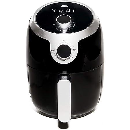 Yedi Air Fryer, 2 Quart, Black