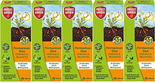 PROTECT GARDEN 5 X 1L Permaclean Duo