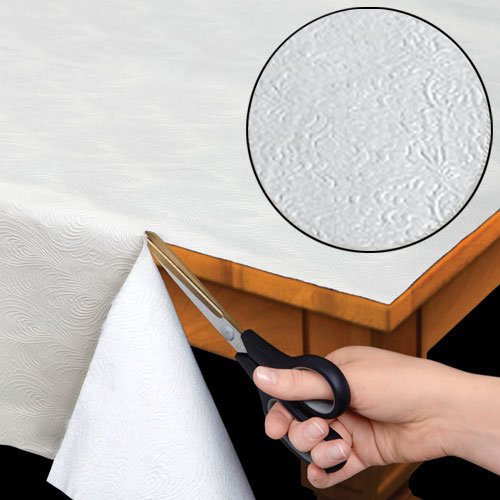 Quilted Heavy Duty Heat Resistant Table Cloth