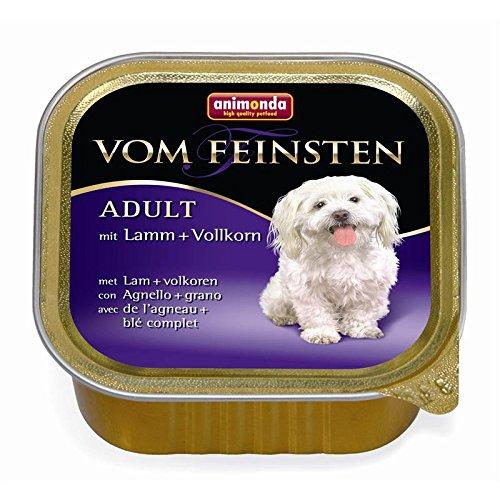 animonda Dog V. Fein. Menú Cordero & completo grano 150g