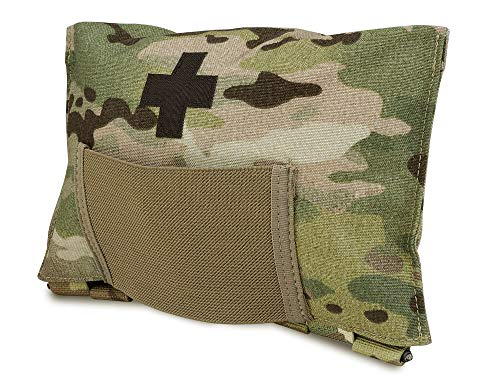 KRYDEX Tactical Blow-Out Medical Pouch EMT Medical First Aid Bag with MOLLE (MC)