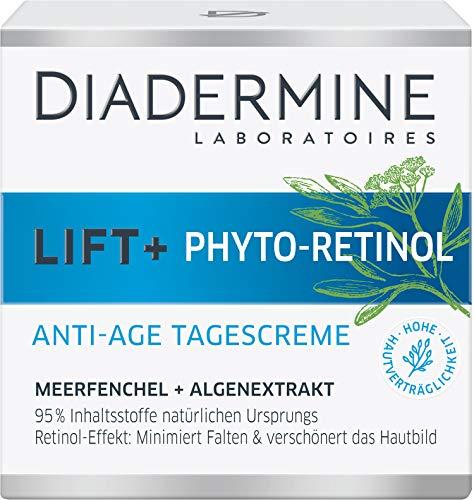 DIADERMINE Lift+ Phyto-Retinol Tagespflege Anti-Age Tagescreme, 1er Pack (1 x 50ml)