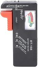 Comprobador de Batería, Probador de Batería BT-168 Para Pilas de Botón AAA C D 9V 1.5V y Otros Tipos de Batería