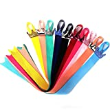 Teensery 10 Pieces 15.7' Hair Bow Holder Mixed...
