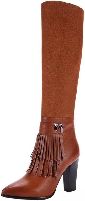 Unm Women's Boots with Zipper