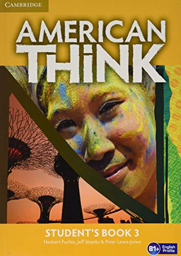 American Think 3 - Student´s Book