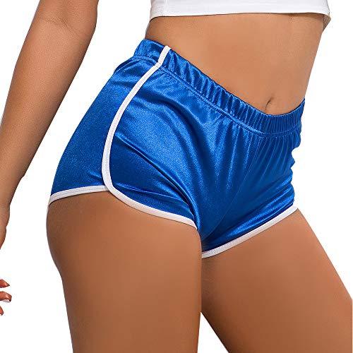 Pantalones Bajo De Cintura De Mujer  marca MUYDZ