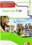 Green Line 4 G9: Workbook mit Audio-CD: Workbook mit Audio-CD Klasse 8 (Green Line G9. Ausgabe ab 2015) -