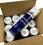 Class A Customs 1 Case of 12 Tubes RV Self Leveling Caulk for RV Camper Rubber Roof Repair