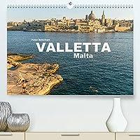 Valletta - Malta (Premium, hochwertiger DIN A2 Wandkalender 2022, Kunstdruck in Hochglanz): Die sehenswerte Hautpstadt Maltas in einem Kalender vom Reisefotografen Peter Schickert. (Monatskalender, 14 Seiten )
