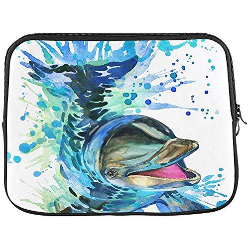 Colore Graphic Design Tee Wellcoda animale pesce fresco da Donna V-Neck T-shirt