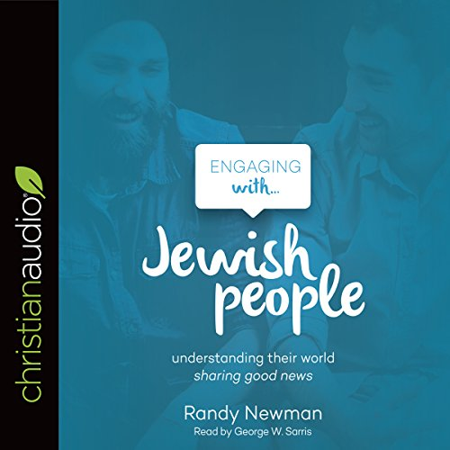 Engaging with Jewish People cover art