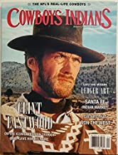 Cowboys & Indians Magazine (August/September, 2017) Clint Eastwood Cover