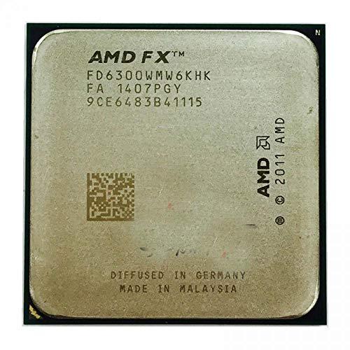AMD FX-Series FX6300 FX 6300 3.5 GHz Six-Core CPU Processor FD6300WMW6KHK Socket AM3+