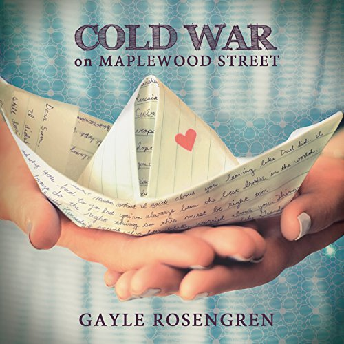 Cold War on Maplewood Street audiobook cover art