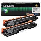 LINKYO Compatible Toner Cartridge Replacement for Brother TN227BK High Yield TN223BK (Black, 2-Pack)