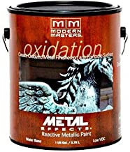 Modern Masters ME149-GAL Reactive Metallic Copper, 1-Gallon by Modern Masters